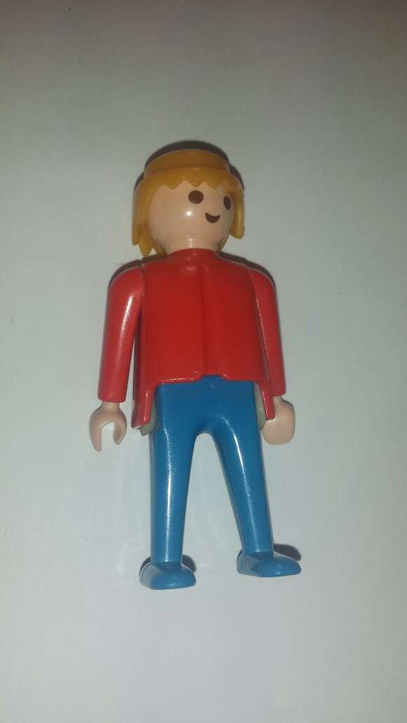 Imagen producto Playmobil 1974 rojo 2
