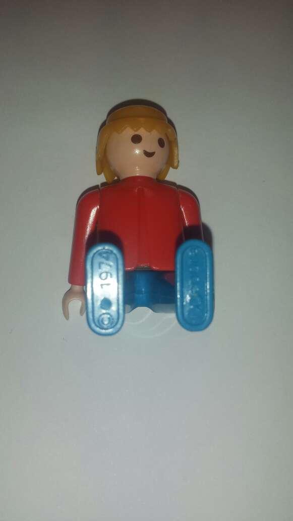 Imagen playmobil 1974 rojo