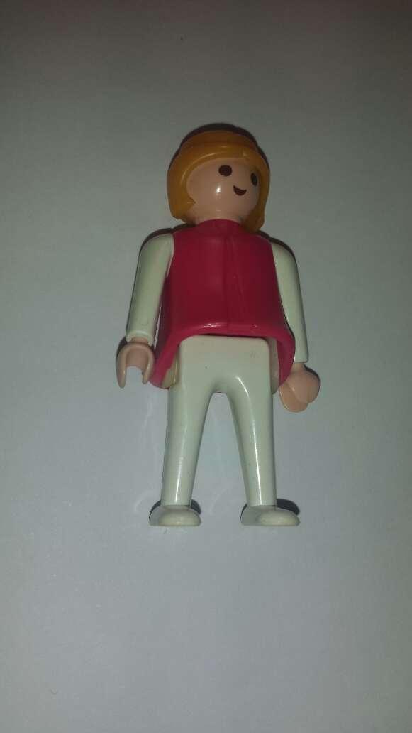 Imagen producto Playmobil 1974 rojo 9