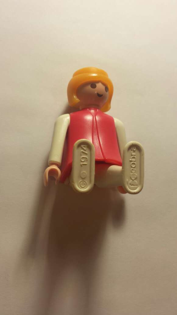 Imagen producto Playmobil 1974 rojo 10