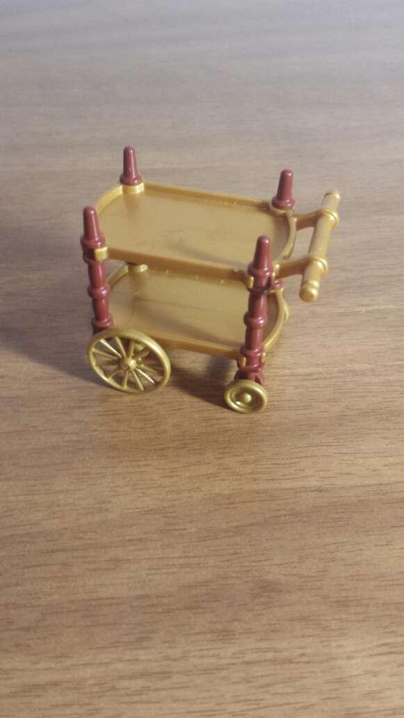 Imagen carrito cocinero play