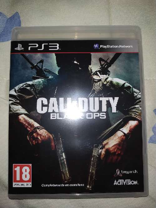 Imagen call of duty ps3