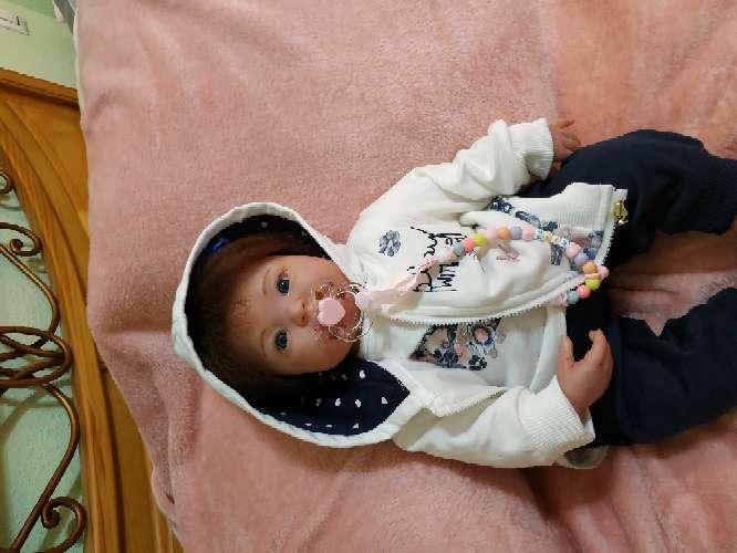 Imagen bebé reborn kimber