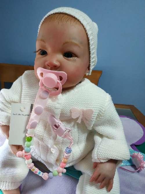 Imagen bebé reborn shyann