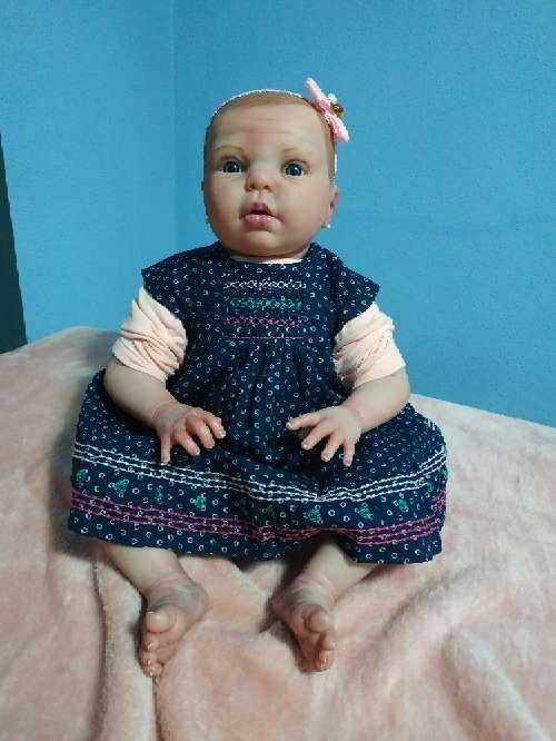 Imagen producto Bebé reborn Graciela 4