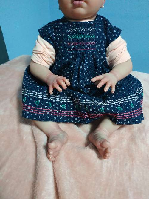 Imagen producto Bebé reborn Graciela 3