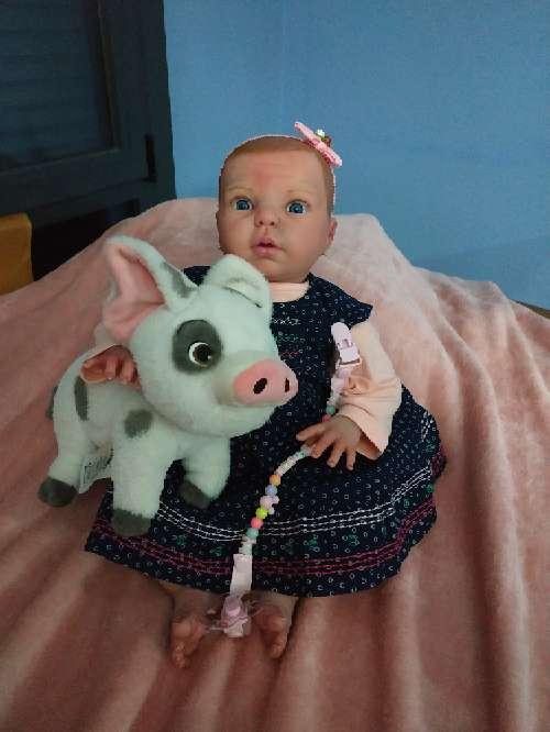 Imagen bebé reborn Graciela