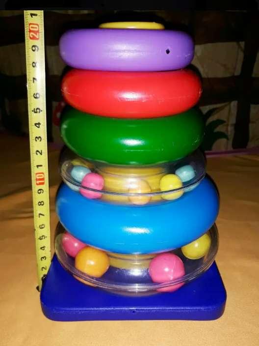 Imagen producto Torre de Aros.  2