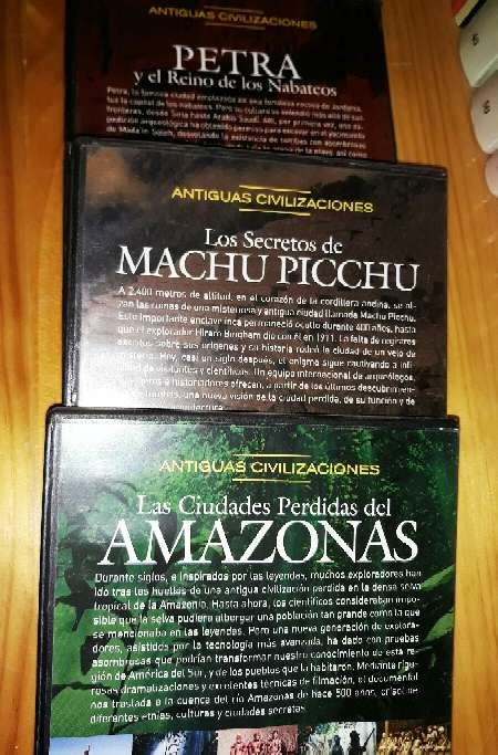 Imagen producto DVDs National Geographic  2