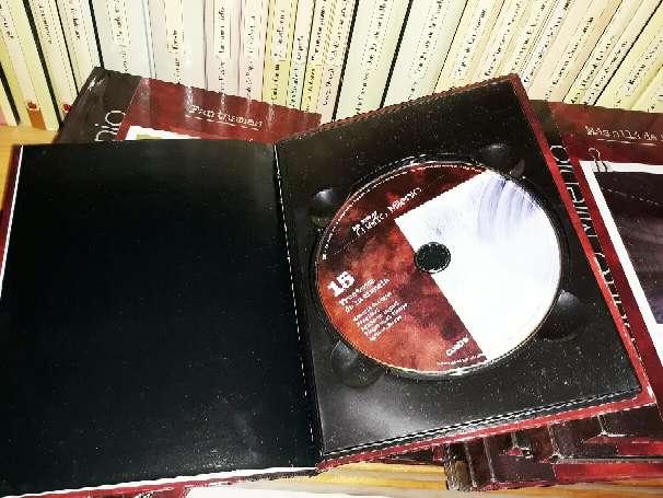 Imagen producto 15 DVDs-Libros Cuarto Milenio  3