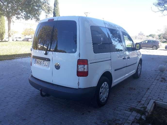Imagen volkswagen Caddy 1.9 tdi