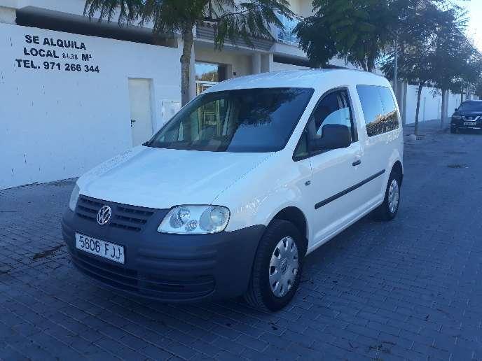 Imagen producto Volkswagen Caddy 1.9 tdi  2