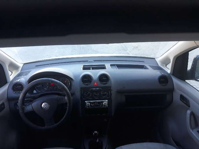 Imagen producto Volkswagen Caddy 1.9 tdi  3
