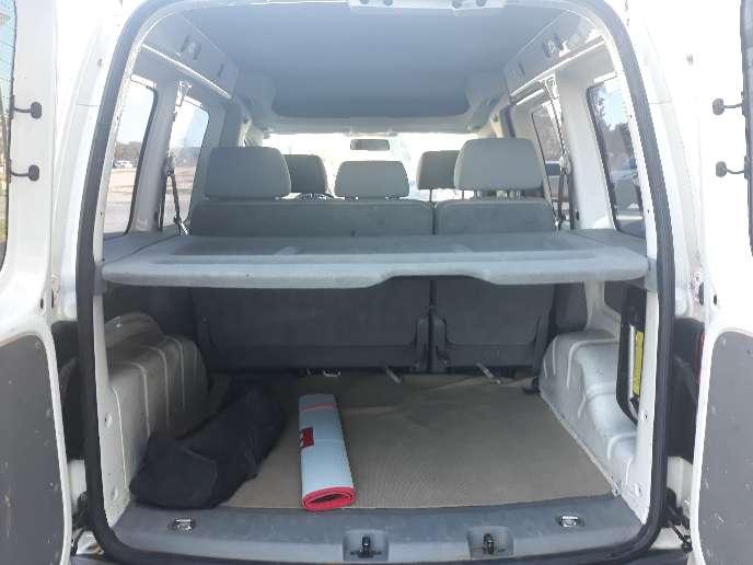 Imagen producto Volkswagen Caddy 1.9 tdi  4