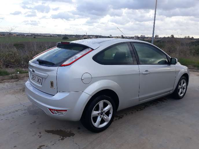 Imagen producto Ford focus 1.6 tdci 3