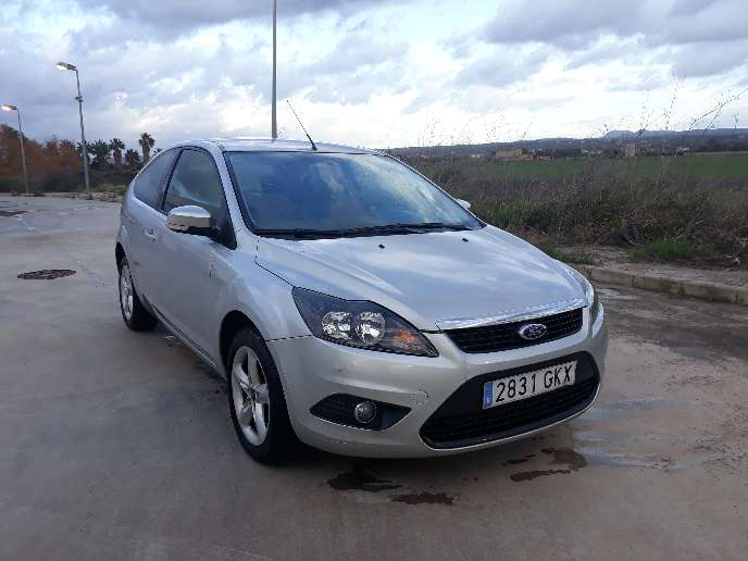 Imagen producto Ford focus 1.6 tdci 2