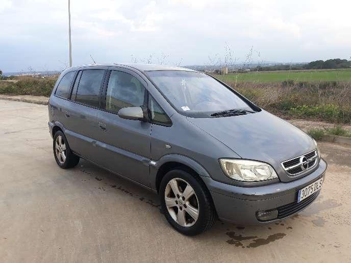 Imagen producto Opel zafira 2.0 dti 2