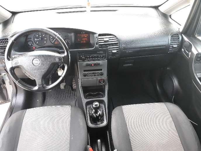Imagen producto Opel zafira 2.0 dti 3