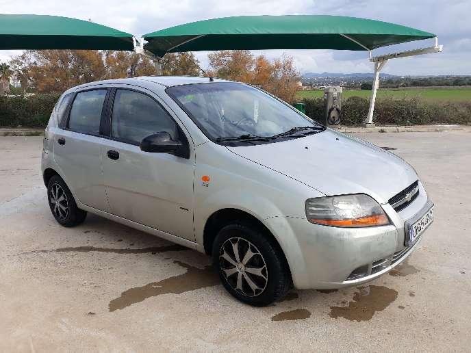 Imagen producto Chevrolet Kalos 1.4 2
