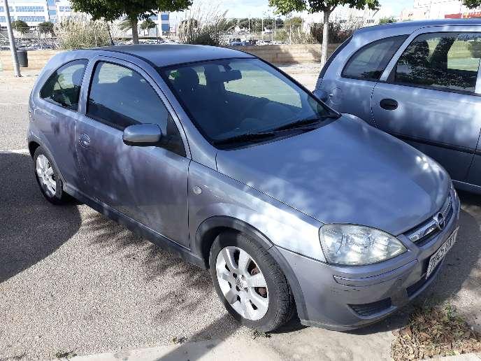 Imagen producto Opel corsa 1.2 2