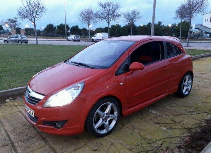 Imagen producto Opel corsa 1.7 GSI ( 130 CV ) 2