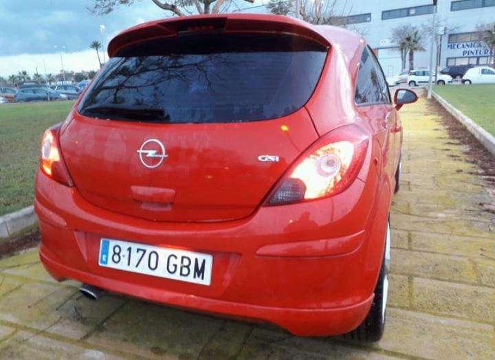 Imagen producto Opel corsa 1.7 GSI ( 130 CV ) 3