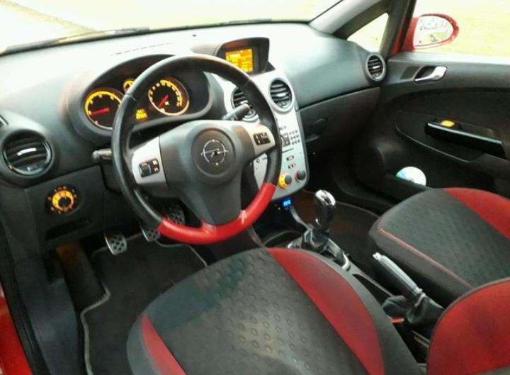 Imagen producto Opel corsa 1.7 GSI ( 130 CV ) 4
