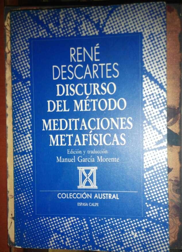 Imagen Discurso del Método
