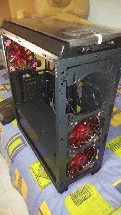 Imagen producto Caja +3 ventiladores Nfortec Perseus V2 Omega edit 4