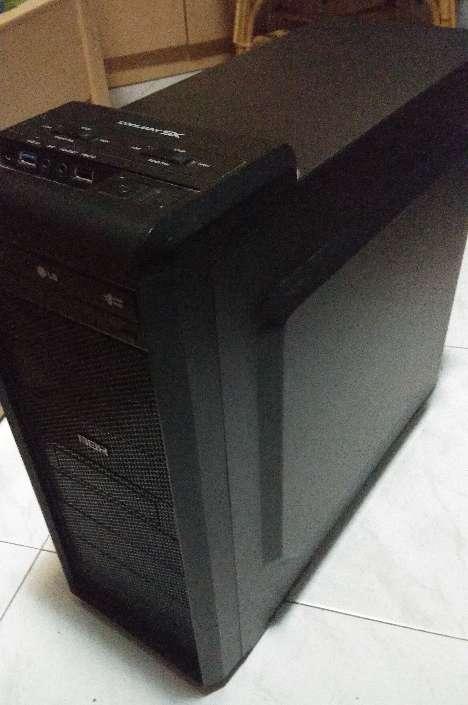 Imagen producto PC gaming i5k 3'8ghz 12GB 2TB GTX650TI OC 6
