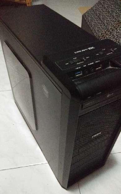Imagen producto PC gaming i5k 3'8ghz 12GB 2TB GTX650TI OC 5