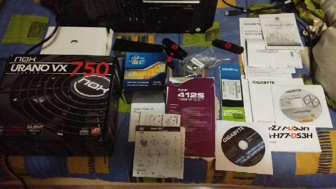 Imagen producto PC gaming i5k 3'8ghz 12GB 2TB GTX650TI OC 3