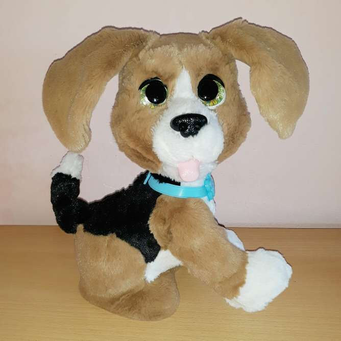 Imagen producto Fur Real Friends Charlie, perro interactivo.  3