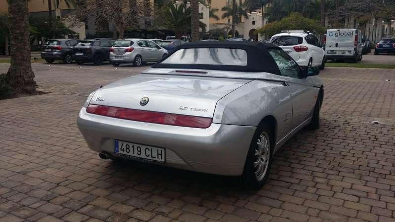 Imagen producto Alfa Romeo Spider 2003 4