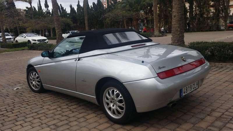 Imagen producto Alfa Romeo Spider 2003 3
