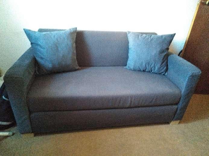 Imagen sofá cama de 2 plazas