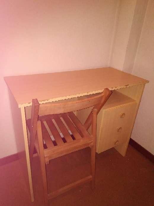 Imagen producto Mesa de estudio más cama 2