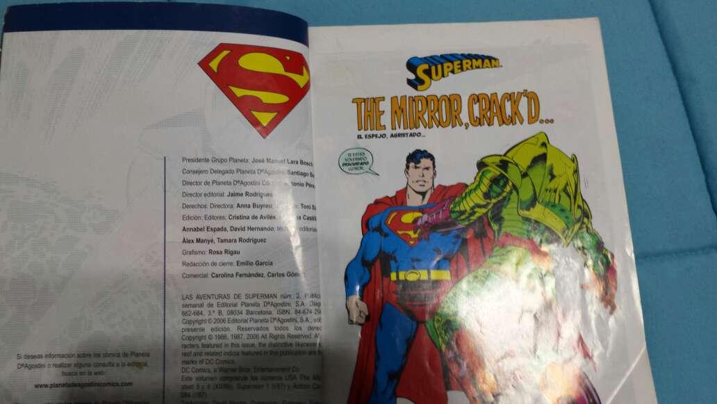 Imagen producto Comics Supermán 2