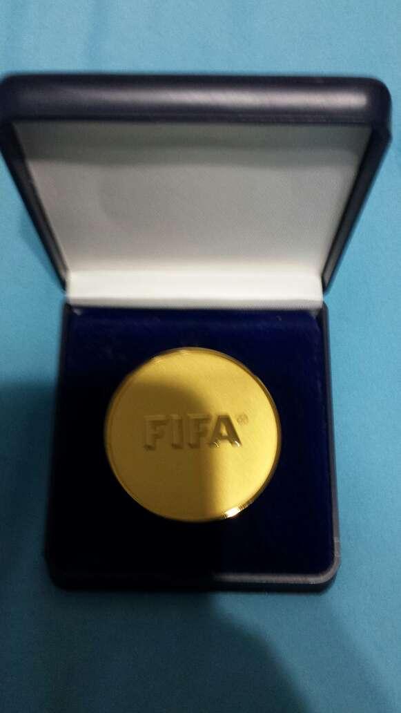 Imagen medalla fifa mundial 2009