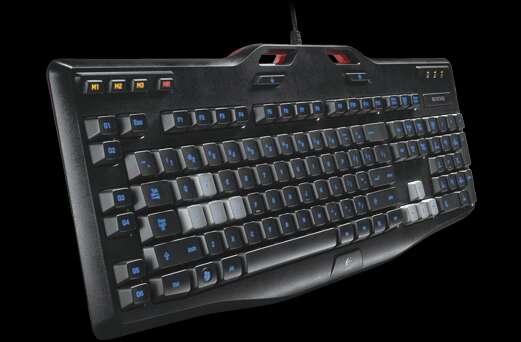 Imagen producto Logitech G105- Teclado para videojuegos de ordenador. 1