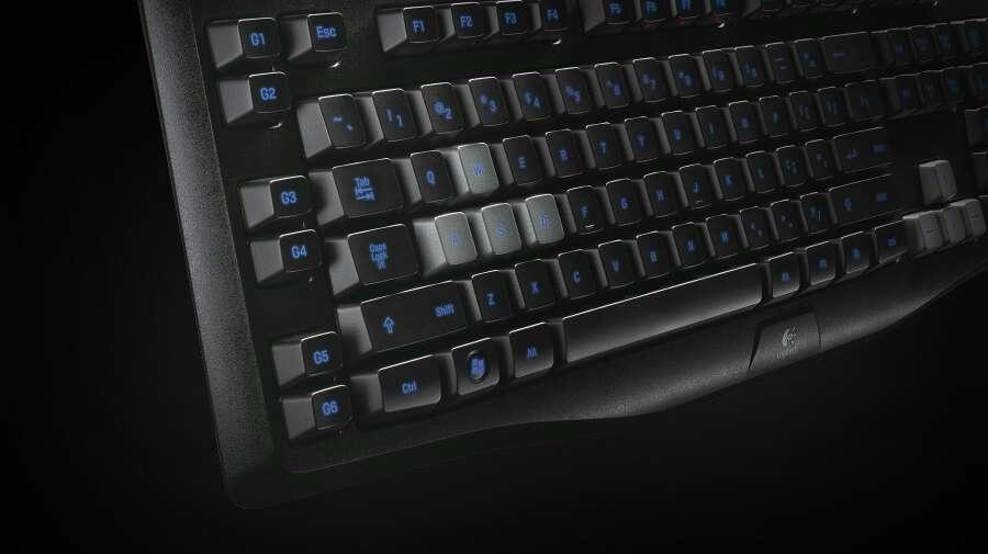 Imagen producto Logitech G105- Teclado para videojuegos de ordenador. 6