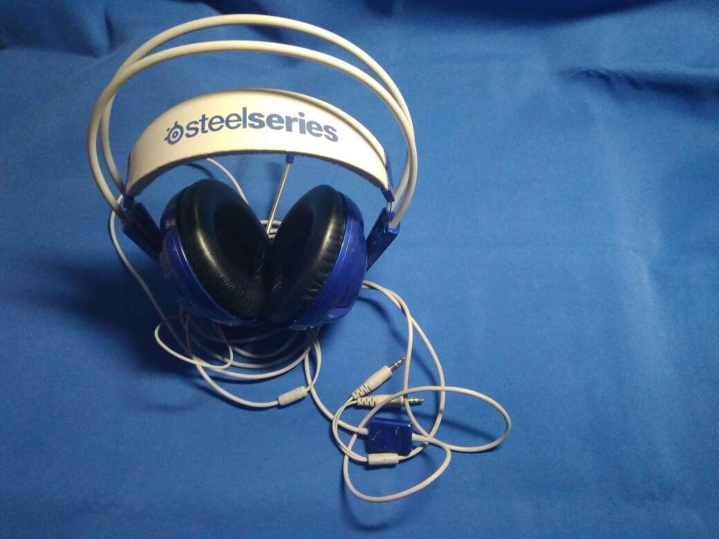 Imagen Steel Series Siberia 200-Auriculares para juegos, micrófono, gestión de Software, (PC/Mac / PlayStation/Móvil)
