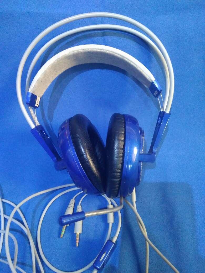 Imagen producto Steel Series Siberia 200-Auriculares para juegos, micrófono, gestión de Software, (PC/Mac / PlayStation/Móvil) 9