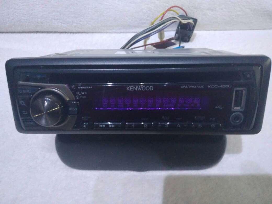 Imagen Radio CD Coche KENWOOD KDC-455UW