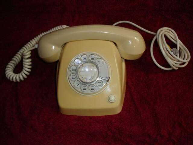 Imagen producto Teléfono Heraldo Retro años 60/70 6