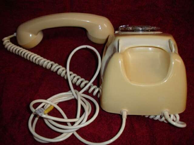 Imagen producto Teléfono Heraldo Retro años 60/70 8