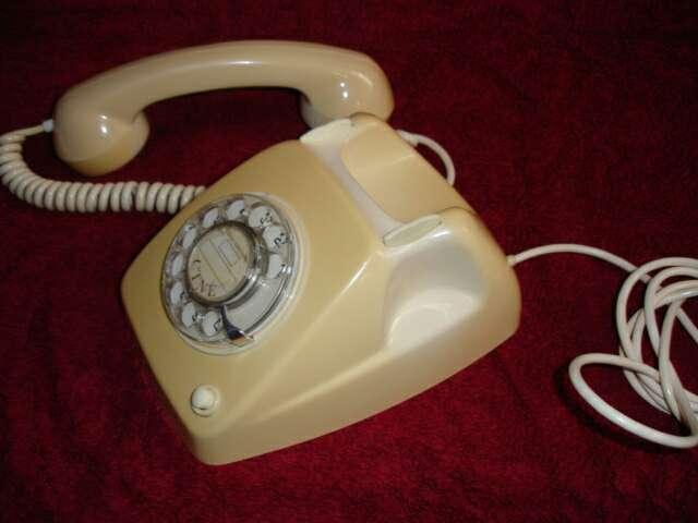 Imagen producto Teléfono Heraldo Retro años 60/70 9