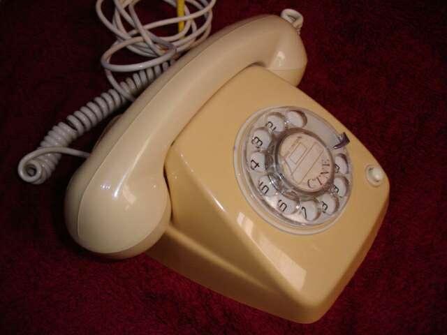 Imagen producto Teléfono Heraldo Retro años 60/70 4