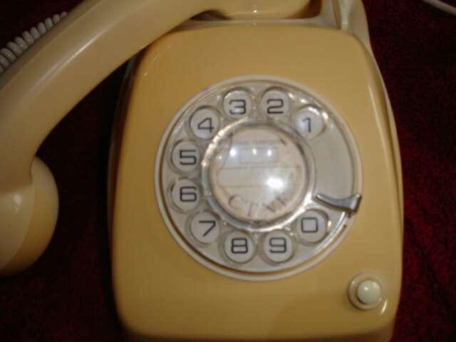 Imagen producto Teléfono Heraldo Retro años 60/70 5