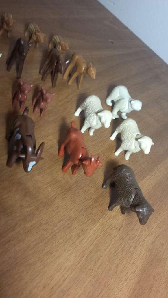 Imagen producto Animales granja playmobil  4